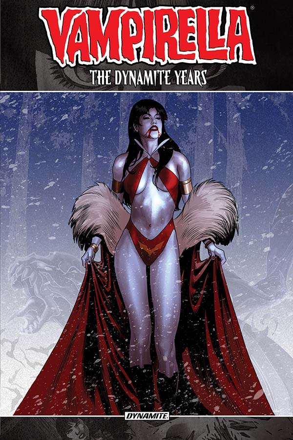 Vampirella: The Dynamite Years Omnibus Vol 2 TP