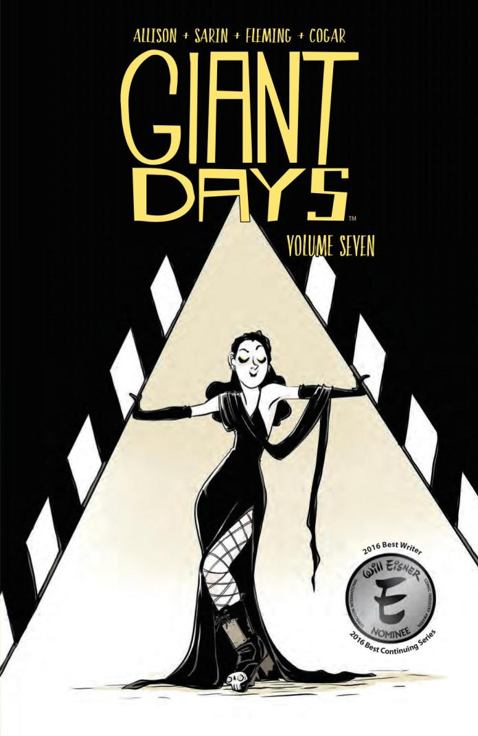 Giant Days Vol. 7 SC