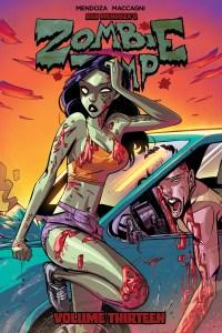 Zombie Tramp Volume 13 Back To The Brothel Comix Asylum