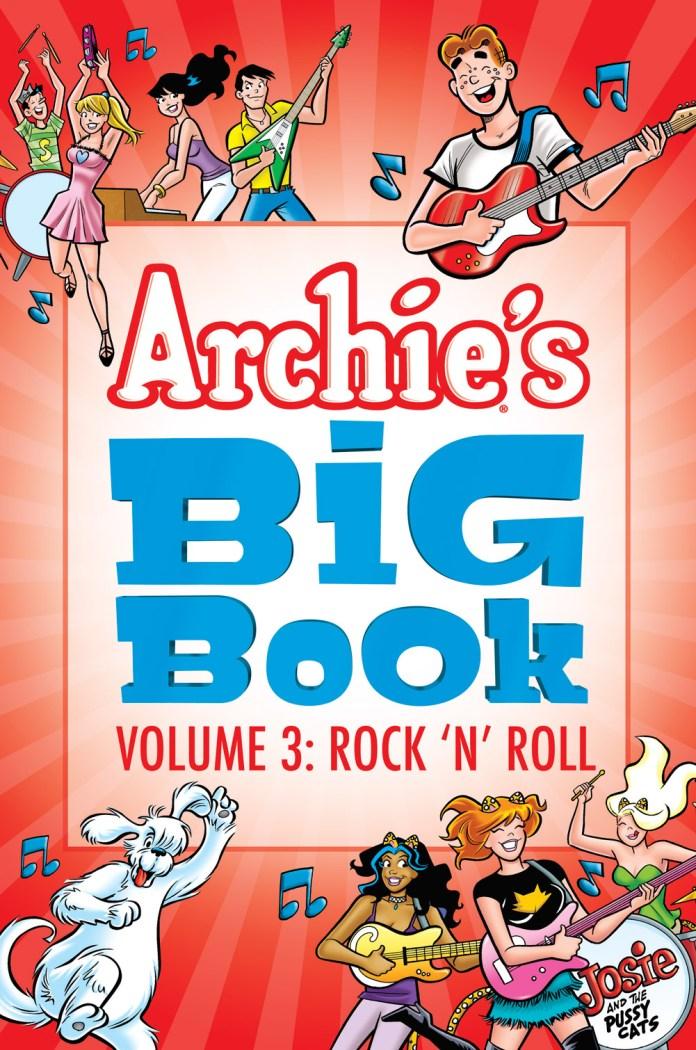 ARCHIE'S BIG BOOK VOL. 3: ROCK 'N' ROLL (TP)