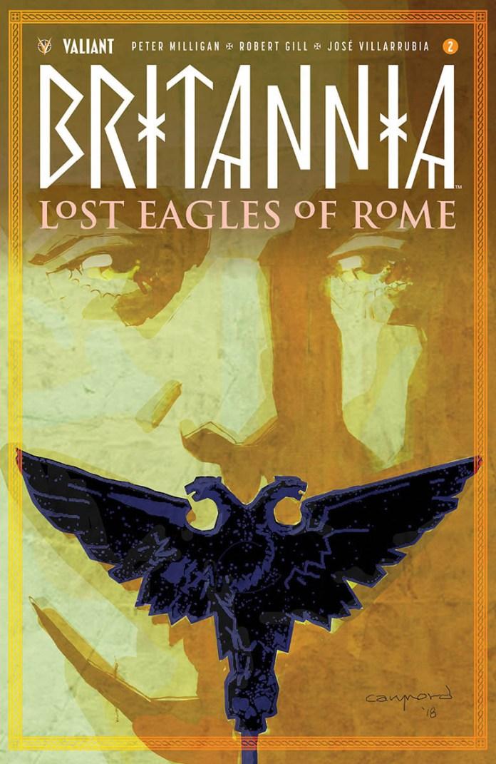 BRITANNIA: LOST EAGLES OF ROME #2 (of 4)