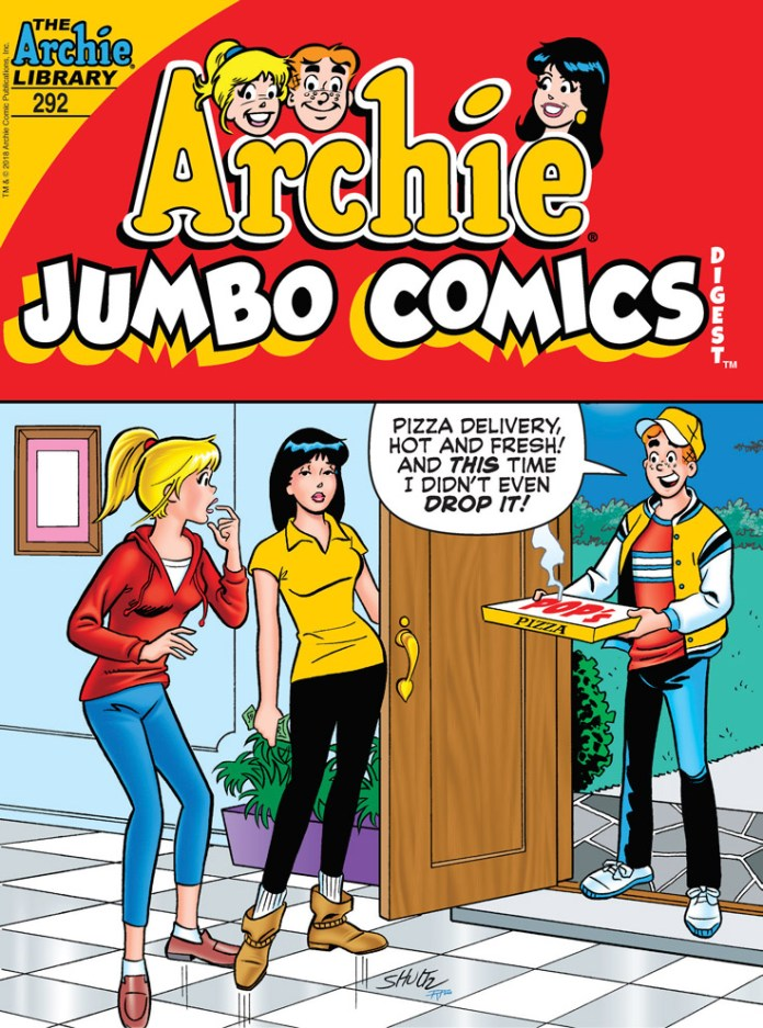 ARCHIE JUMBO COMICS DIGEST #292