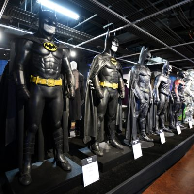 BATMAN ENTRA NELLA COMIC-CON CHARACTER HALL OF FAME