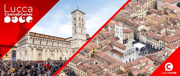 Lucca Comics & Games 2021: si torna Live