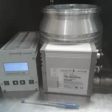 Bomba De Vacuo Vacuum Pfeiffer Mod Hipace 700