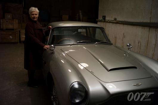 M et l'Aston