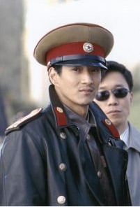 Colonel Tan-Sun Moon Nord-Coréen Meurs un autre jour joué par Will Yun Lee