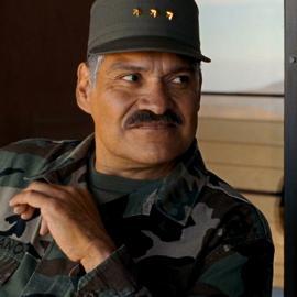 énéral Médrano, Bolivie Quantum of Solace (joué par Joaquin Cosio)