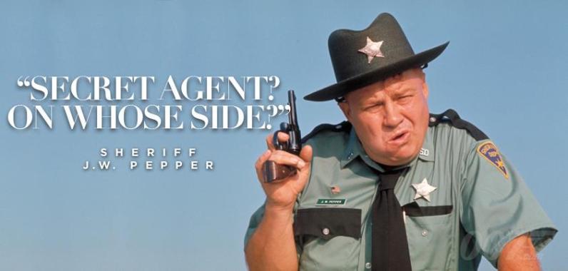 Un agent secret ? Mais il est dans quel camps ?