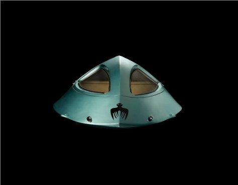Le Sous-Marin de Blofeld dans les Diamants sont Éternels