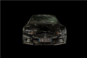 L'Aston Martin DBS de Quantum of Solace