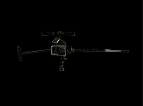 L'Hasselblad-fusil de Permis de Tuer