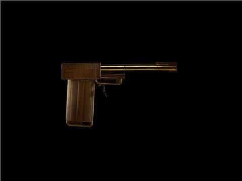 Le Pistolet d'Or de Scaramanga