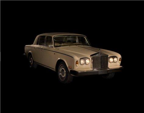 La Rolls Royce de Valentin Zukovsky dans Le monde ne suffit pas