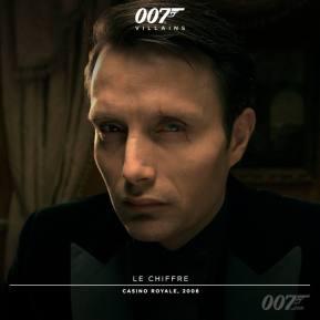 Le Chiffre (Mads Mikkelsen) - Casino Royale