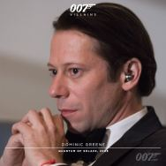 Dominic Greene (Mathieu Amalric) - Quantum of Solace 2008
