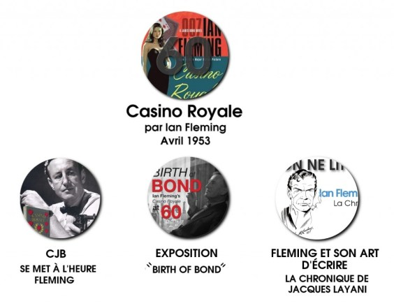 60 ans de Casino Royale