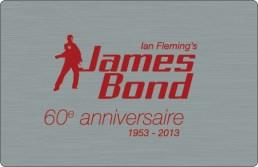 Carte Platinum 2013 Verso