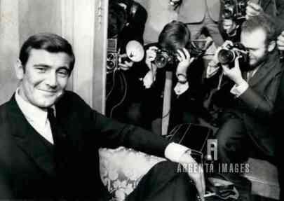 George Lazenby Dorchester 1968 #2