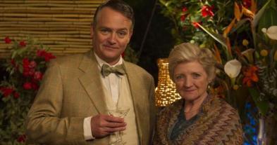 L'écrivain Charlie Higson dans le rôle de l'ornithologue James Bond
