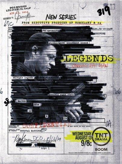 Legends poster