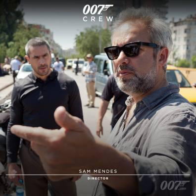 Sam Mendès, réalisateur