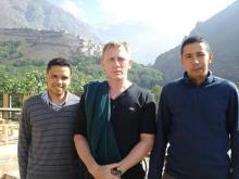 Mark Strong et Daniel Craig