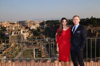 James Bond maire de Rome