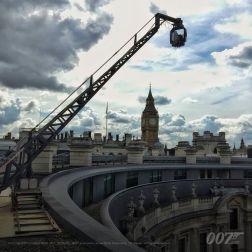 30 Mai - London Calling sur le toit du HM Treasury