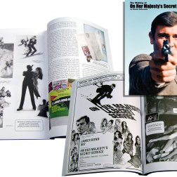 The Making of On Her Majesty's Secret Service (environ 50€)