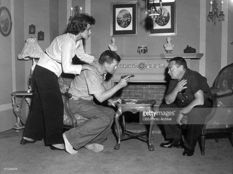 Répétitions pour Casino Royale : 20 octobre 1954.