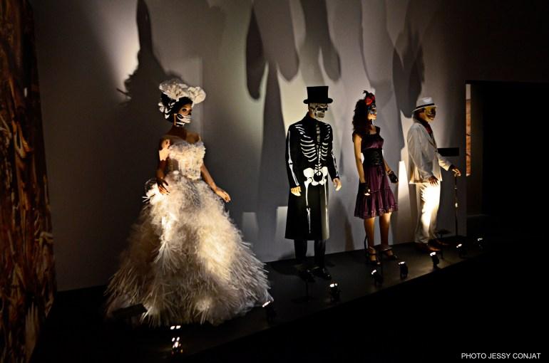 les costumes de Jany Temime dévoilés à l'exposition James Bond
