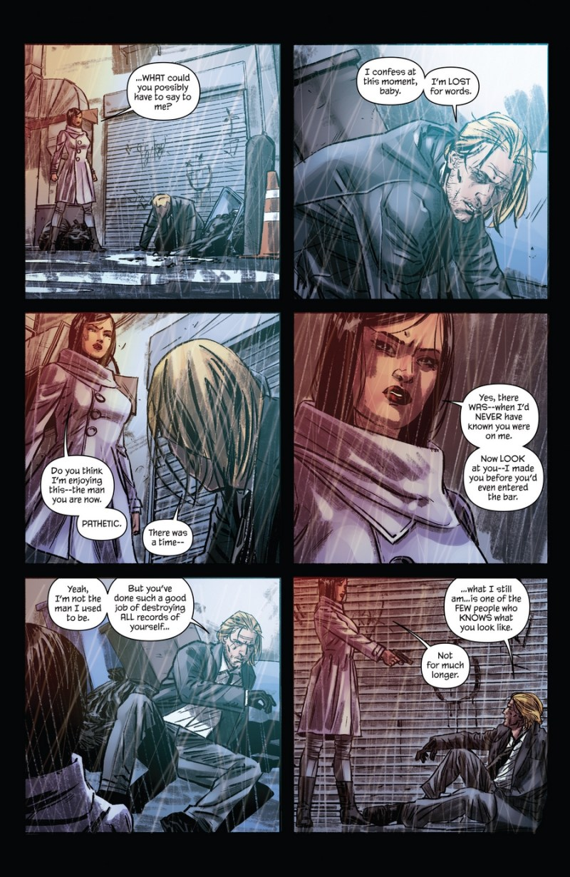 Felix Leiter comics 3