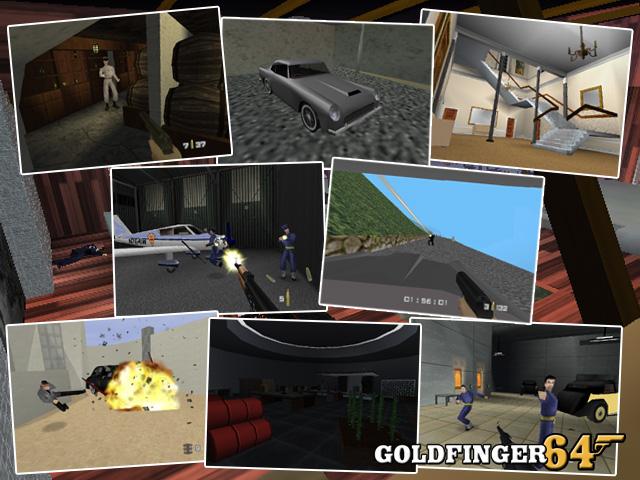 Goldfinger 64 1