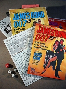 James Bond JdR 21