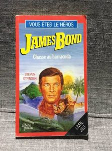 Livre héros James Bond (3)