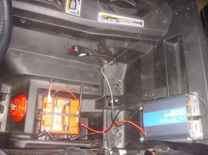 Dual Battery Thoughts  Page 2  CanAm Commander Forum