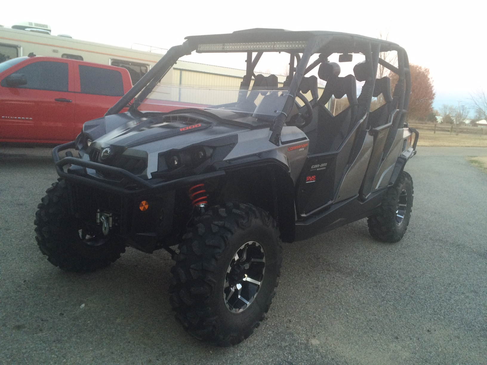 2015 Can Am Commander Max Dps 1000 Can Am Commander Forum