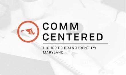 Higher Ed Brand Identity: Maryland