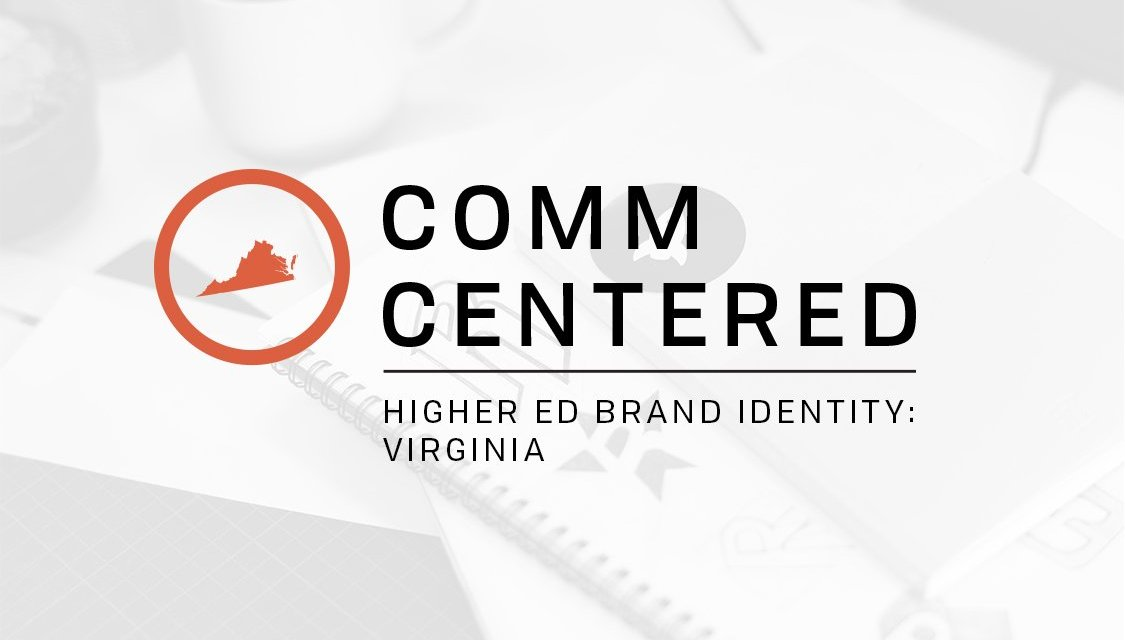 Higher Ed Brand Identity: Virginia