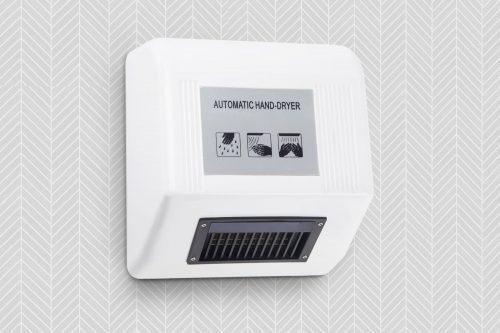 Sèche-mains électrique Kenley 1800 W