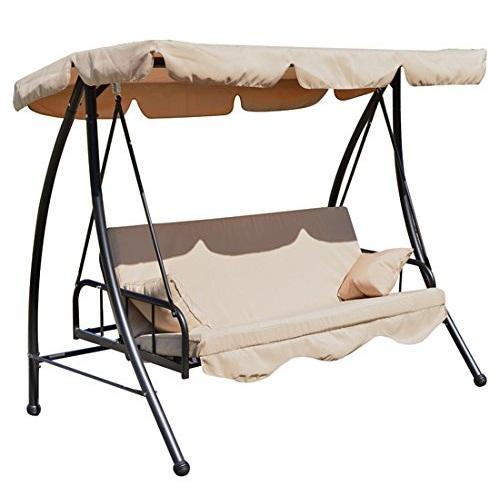 Balancelle fauteuil lit