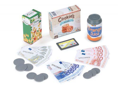 Smoby - 350102 - Caisse Enregistreuse jouet accessoires