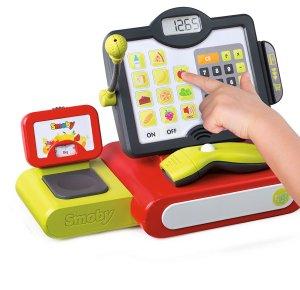 Avis et test Smoby - 350102 - Caisse Enregistreuse jouet électronique img 1