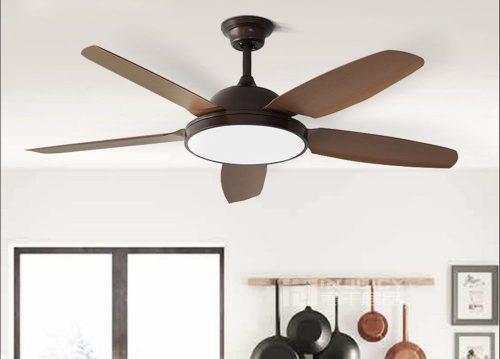 ventilateur-de-plafond Materiau