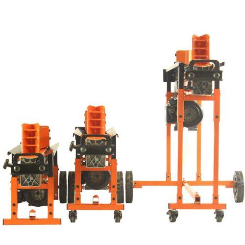 Forest Master FM16T Fendeur de bûche électrique robuste Avec support et lame duo img 2