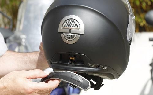 acheter casque moto modulable bluetooth