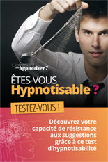 Test de mesure de l'hypnotisabilité