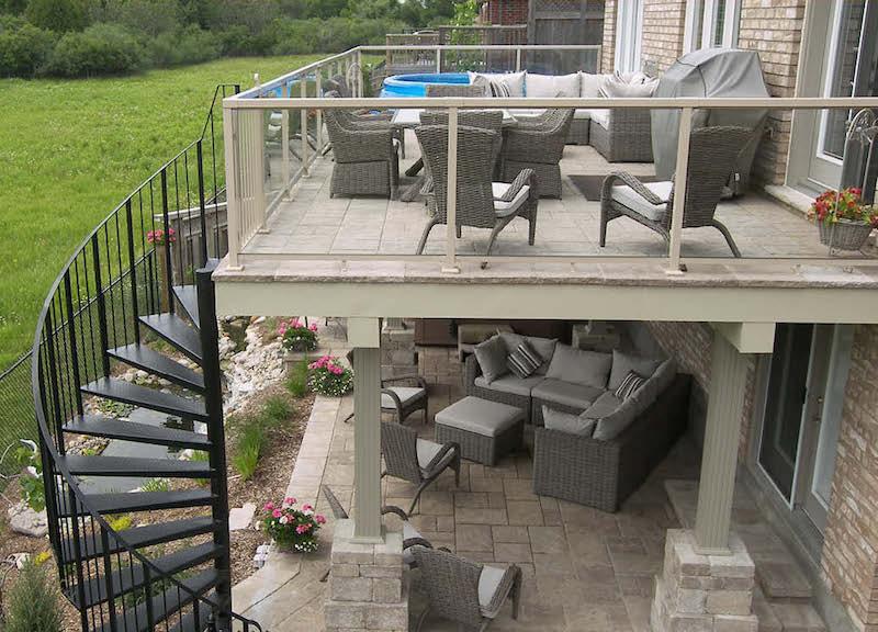 Comment Construire Une Terrasse Suspendue Et Quel Est Le Prix