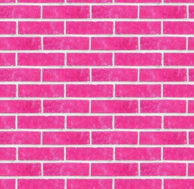 hot pink bricks wall seamless background texture